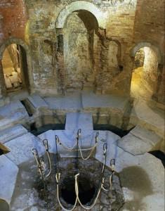 bagni di mario conserva di valverde bologna vitruvio